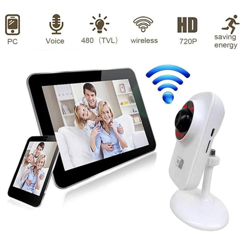 все цены на NEW HD Baby Monitor Home Security Wifi Camera 720P Wireless Audio Surveillance Camera Night Vision Mini IP Camera US Plug