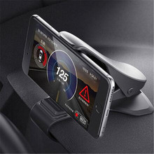 Car Dashboard Mobile Phone Mount Holder Pad Stand