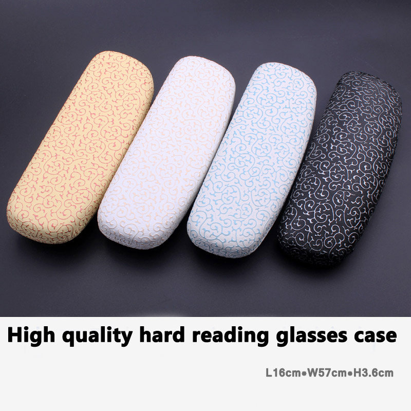 Moda Propicio Cloud Reading Glasses Case Men Eyeglass Case Hard - Accesorios para la ropa