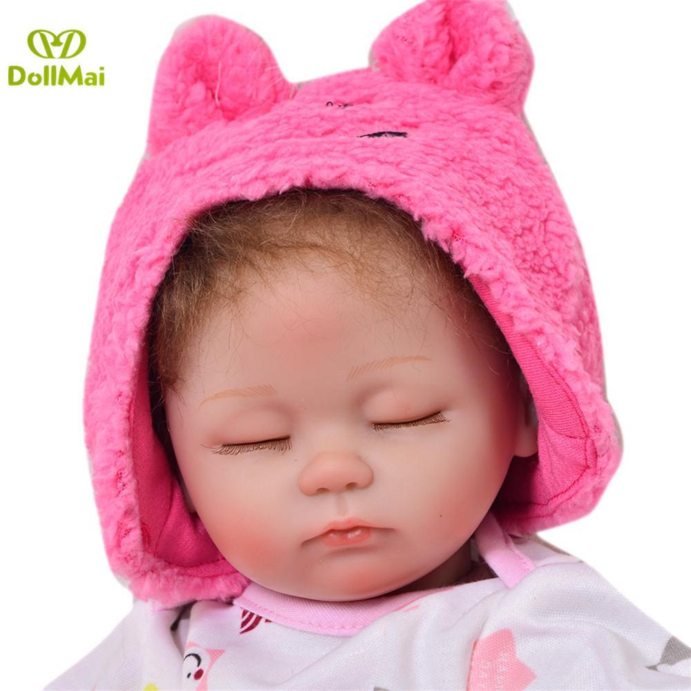 Reborn poupées pour bébé jouets 16