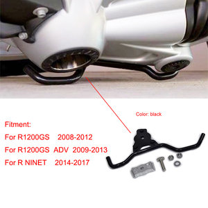For BMW R1200GS 08-12 /R1200GS ADV 09-13/R NINET 2014-2017 NEW Motorcycle Para Lever Paralever Guard rear wheel protection frame