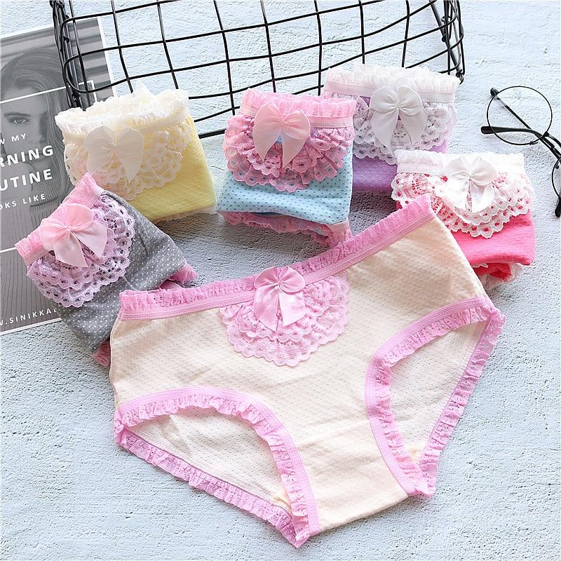 Aliexpresscom  Buy 3Pcs Teen Panties For Girls Short -6389