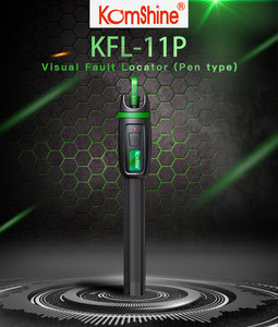 Image 2 - 30 mw vfl 펜 타입 광섬유 시각 장애 탐지기 30 mw komshine KFL 11P 30 광섬유 레이저 (클래스 1 레이저 제품)