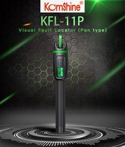 Image 2 - 30mw VFL Pen type Optical Fiber Visual Fault Locator 30mW Komshine KFL 11P 30 Fiber Optic Laser (Class 1 Laser product)