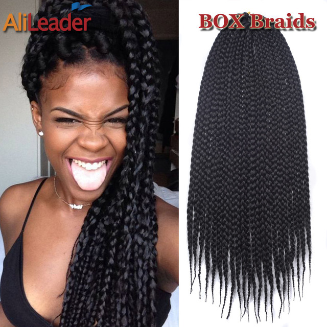 Cheap Crochet Braids Twist 3s Box Hair Braids Famous Brand