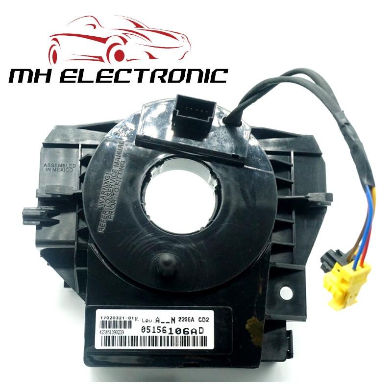 MH ELECTRONIC 05156106AD 05156106AF 05156106AC 05156106AA With Angle ESP Sensor For Chrysler MOPAR For Dodge 2007
