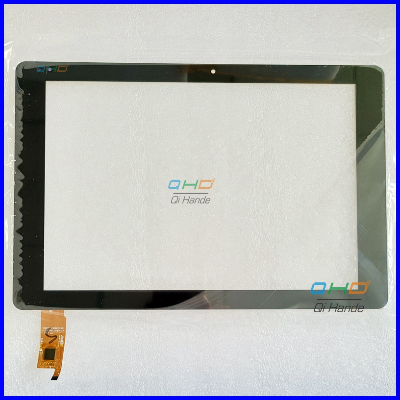 Black Original 10 1 Inch Touch Screen Panel Digitizer Replacement For Ritmix RMD 1028 Tablet WGJ1084