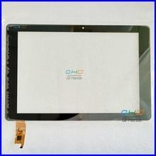 """1 шт./лот черный новый для 10.8 """"Chuwi HI10 плюс CWI527 Планшеты сенсорный экран Панель планшета Стекло Сенсор Замена Бесплатная доставка"""