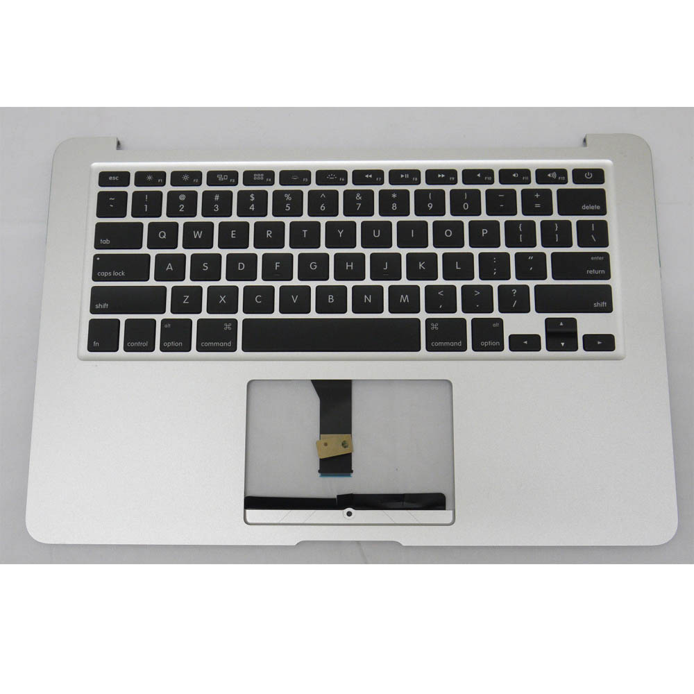 """Top Case For A1369 13/"""" Mid 2011 Apple MacBook Air Keyboard Trackpad palmrest  /""""A"""