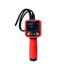 UNI T UT665 แบบใช้มือถือ Borescope Professional Endoscope ยานพาหนะการตรวจสอบท่อเครื่องตรวจจับ Waterpr