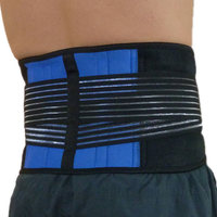 Adjustable Slimming Belt Women Men Sports Waist Support Neoprene Safety Gym Belt Back Protector 4 Flexible
