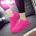 2016 новая Мода женщины повседневная обувь на плоской подошве женщин, босоножки, мода
