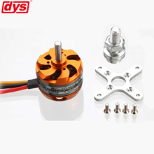 DYS D3530 1100KV 1400KV 1700KV Brushless Outrunner Motor For Mini Multicopters RC Plane Helicopter