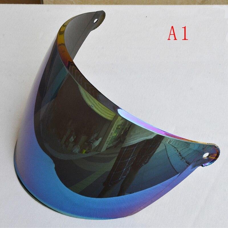 Mengendarai Modular Dilepas Wajah Masker Kacamata Perisai untuk Sepeda Motor  Helm (Hitam)-Intl 65e4abdc18