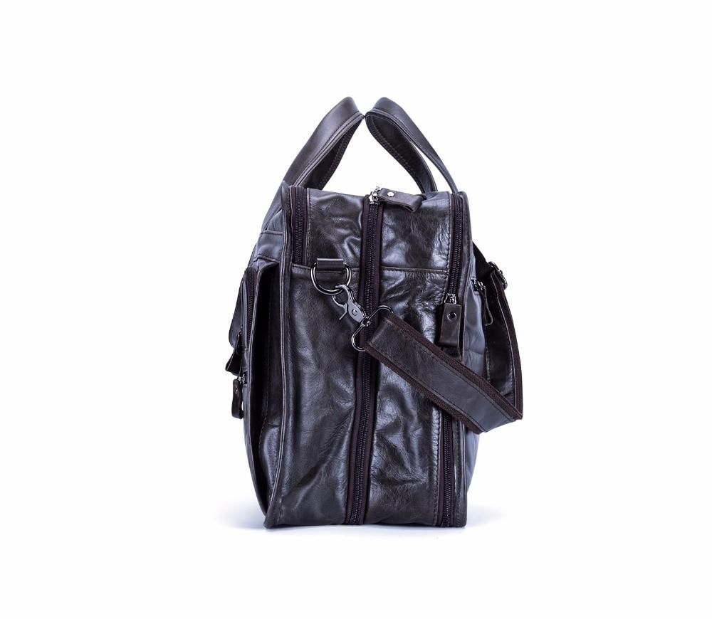 HTB1XLn0c6gy uJjSZTEq6AYkFXaF JOYIR Genuine Leather Men Briefcases Laptop Casual Business Tote Bags Shoulder Crossbody Bag Men's Handbags Large Travel Bag