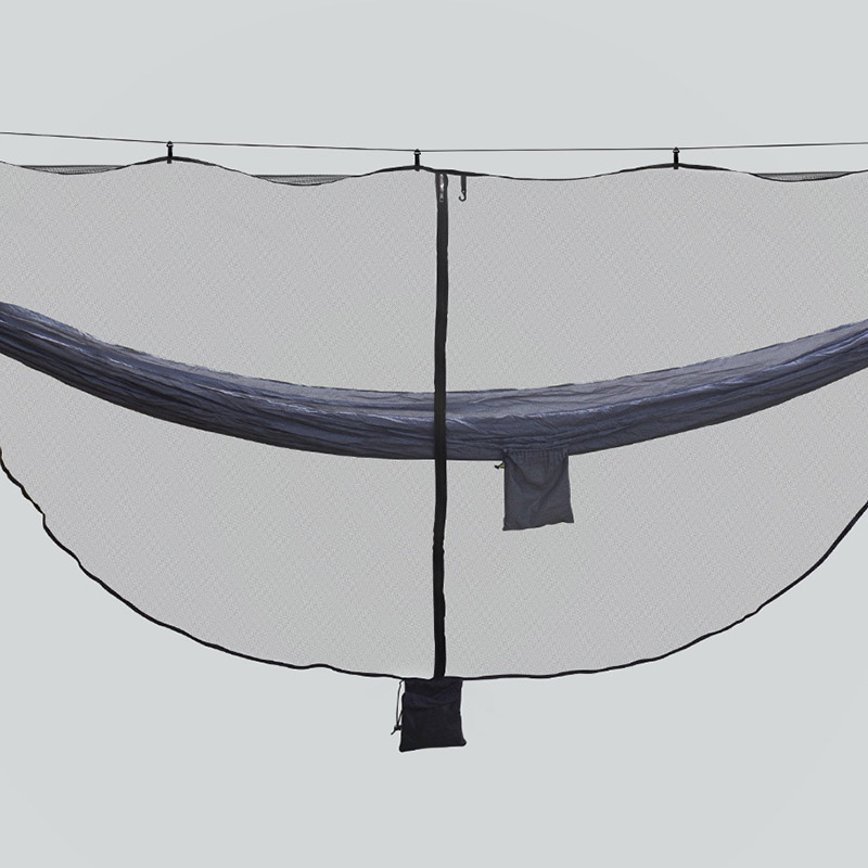 Portable Double Person Hammock Mosquito Net For Camping Garden Hunting Travel UD88