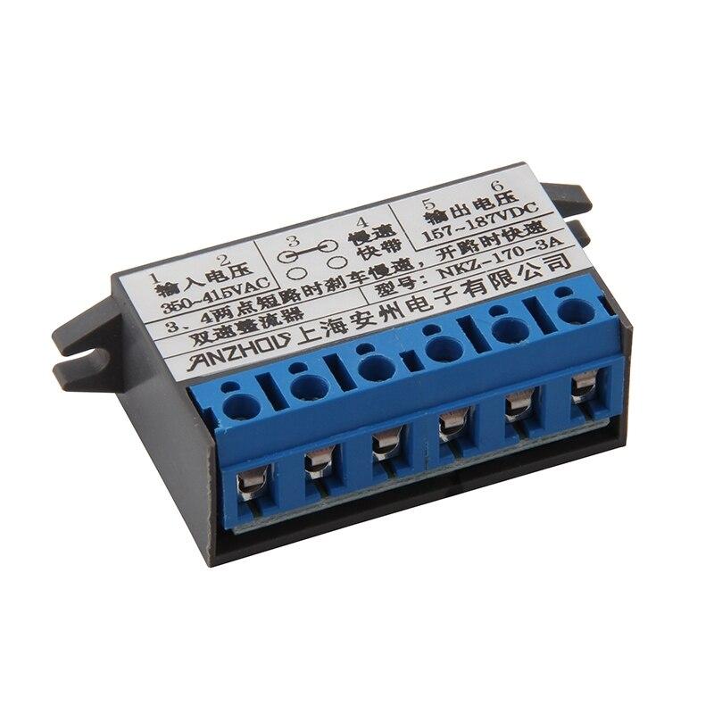Dual Speed Rectifier NKZ-170-3A Input 350-415VAC Output 157-187VDC 04D