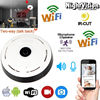 Mini 1080P HD 360 Degree Fisheye WiFi Wireless Panoramic IP Camera Two Way Audio