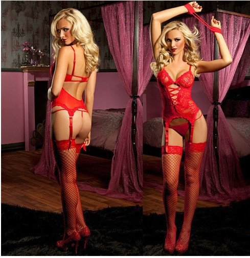 Hot Sale Sexy Lingerie Sale Fantasias Women Sex  Products Solid Fishnet Dress Sexy Pole Dance Erotic Lingerie Underwear Body Sex