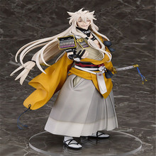 24cm High-grade Touken Ranbu Online Kogitsunemaru Action Figure Toys Super Adorable Online Game PVC Collection Dolls Best Gifts