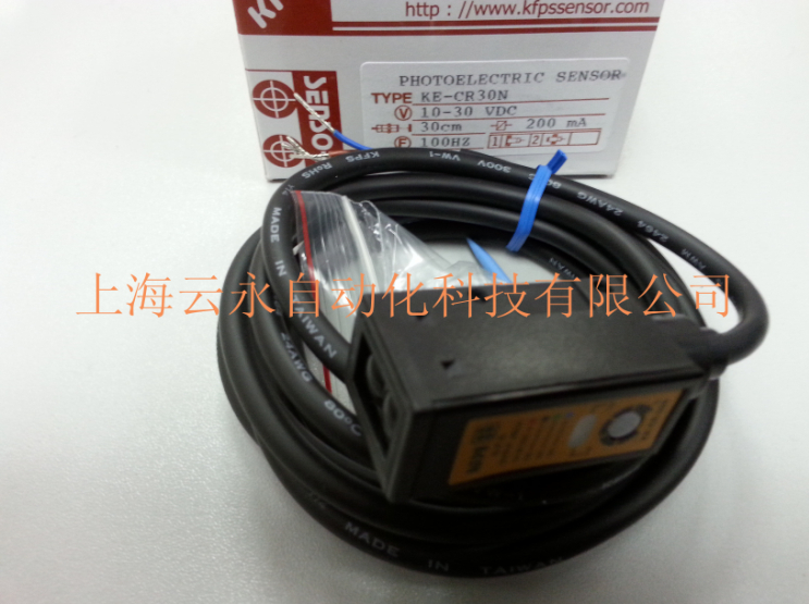 где купить new original KE-CR30N  Taiwan  kai fang KFPS photoelectric sensor дешево