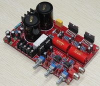 TDA7294 85W*2 power amplifier board (with tone)