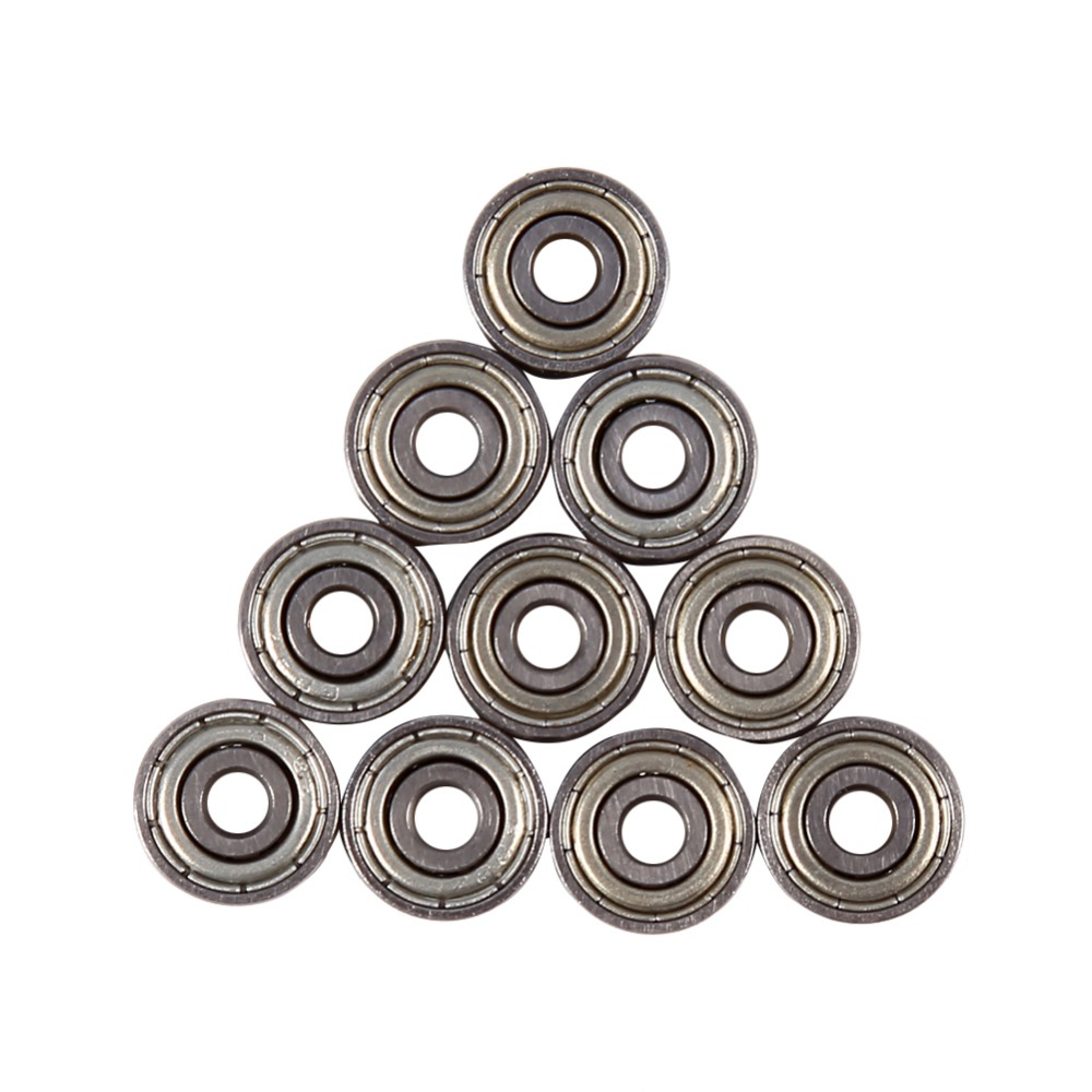 10/20PCS 608 2RS Bearing 8*22*7 mm Skateboard Scooter 608
