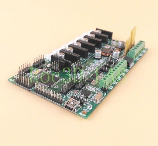 Rumba panneau de contrôle basé sur ATmega's'AVR processeur