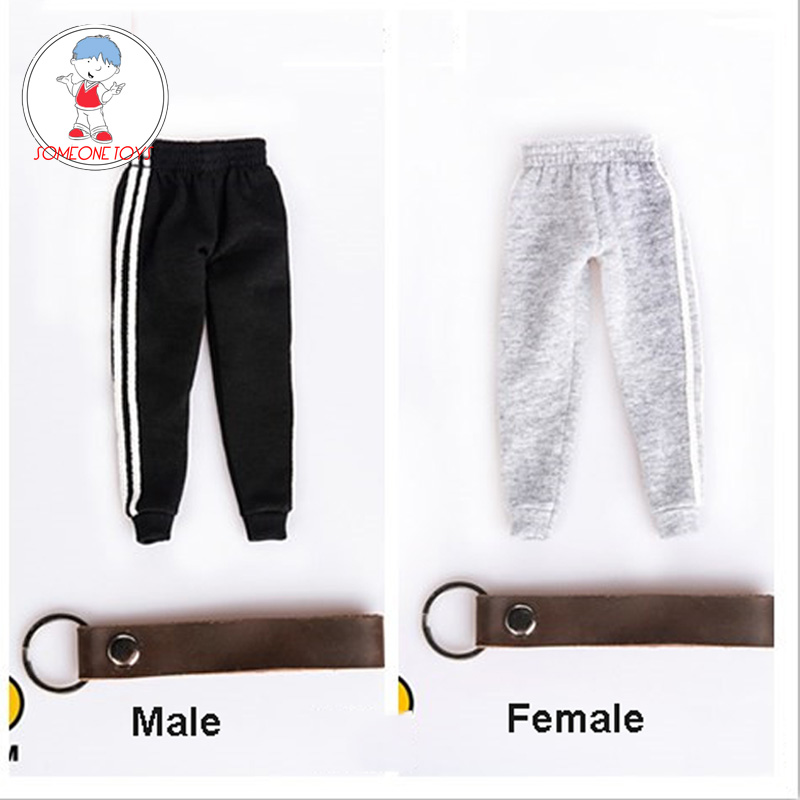 1//6 TYM031 Male Sports Pants Trousers Casual Clothes F 12/'/' Man Figure