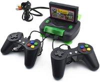 TV 비디오 게임 콘솔 Nes 8 비트 게임 Nes 게임 두 Gamepads 400 1 카트리지 모든 게임 다른