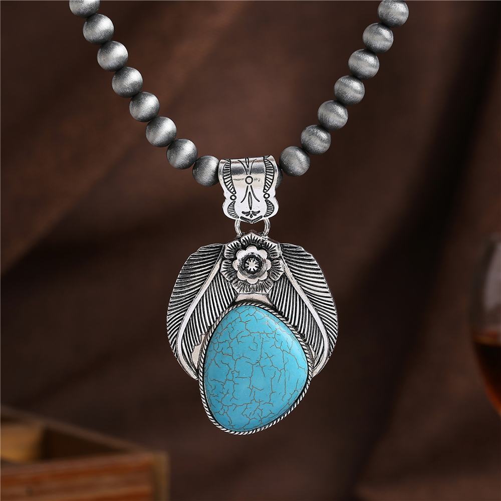 pendants beads pendant reiki seven healing flower stone pendent chakra natural angel wholesale point and quartz necklace gemstones product meditation