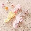 1 unid medias del bebé niñas niños leotardo delgada pantimedias danza princesa de dibujos animados de algodón pantalones flacos # 44ssy
