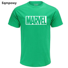 men cotton short sleeves tshirt marvel PU27