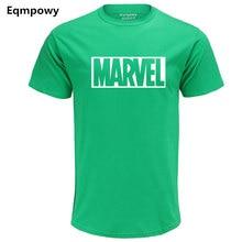 Fashion MARVEL t-Shirt men cotton short sleeves Casual male tshirt marvel t shirts