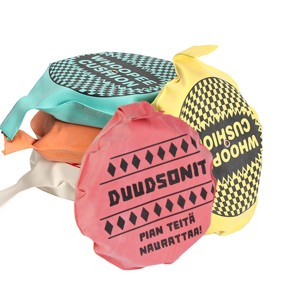 Whoopee Cushion Jokes Gags Pranks Maker Trick Funny Toy Fart Pad Fashion Kids Whoopee Cushion Toys
