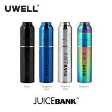 Banco De Suco Uwell 15 ml grande capacidade fácil para transportar e preencher