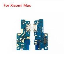 Usb poort Opladen Flex Kabel Voor Xiaomi Mi Max Dock Connector Poort Opladen Board Reparatie Onderdelen Hoge Kwaliteit
