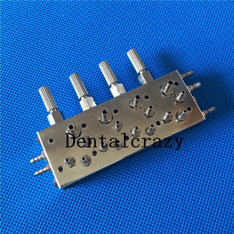 Dental Device Air Water Diaphragm Membrane Valve Dental Chair 4 in 1 Valve