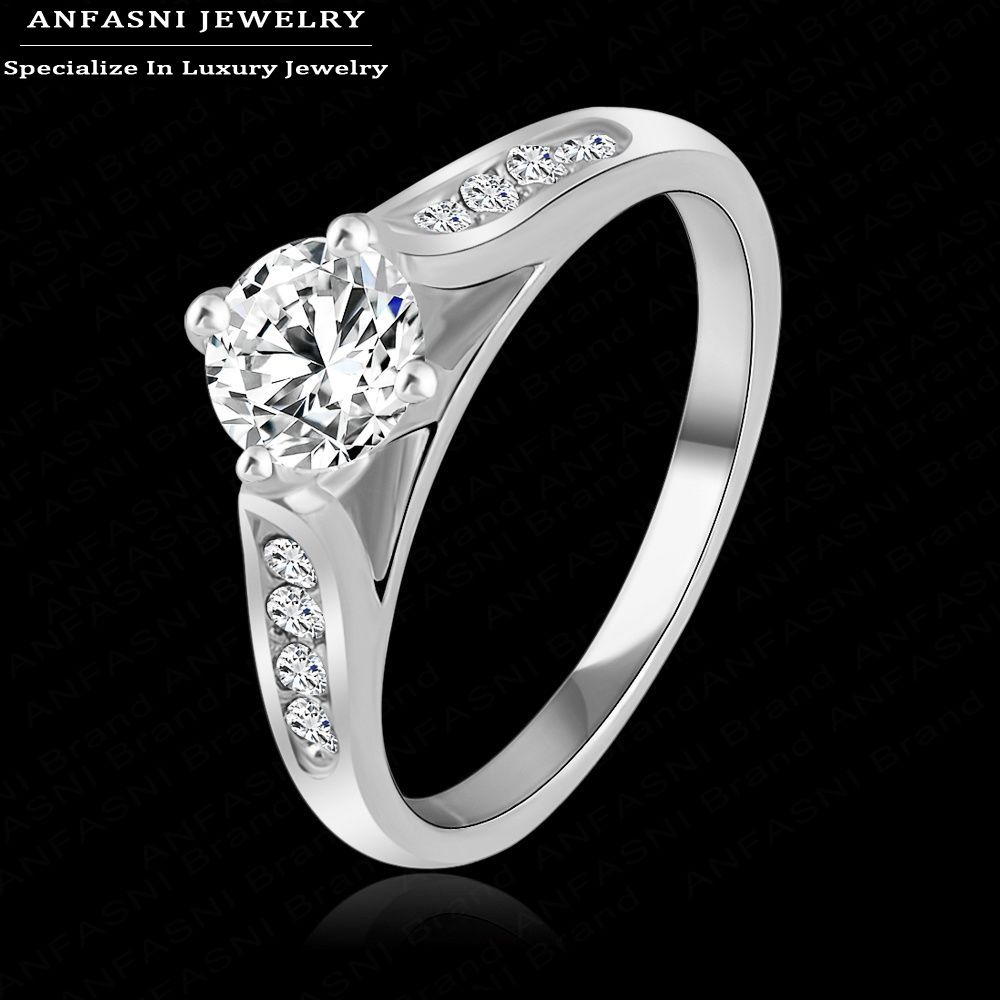 anfasni promotion golden plated ring genuine swa stellux