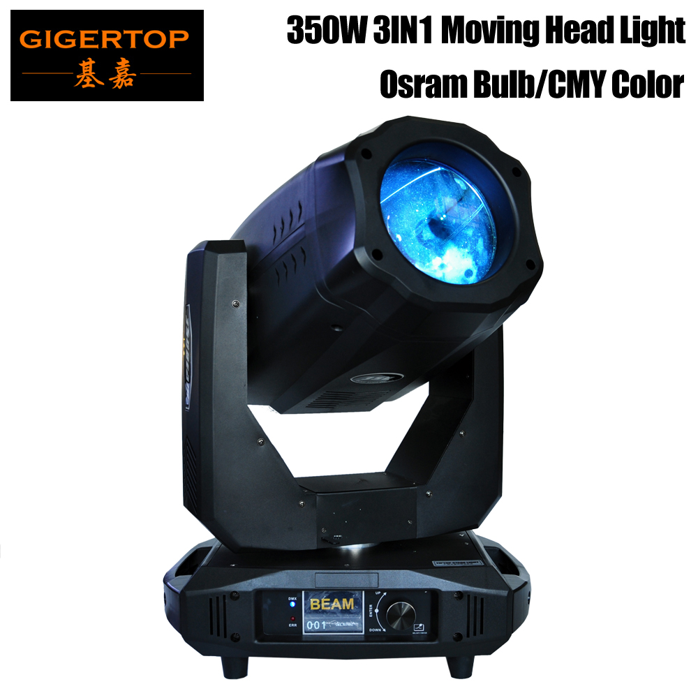 TIPTOP Stage Light 550W High Power 3IN1 Moving Head Light LED Display Fast Pan Tilt Movement Original Phi lips CMY Color Glass