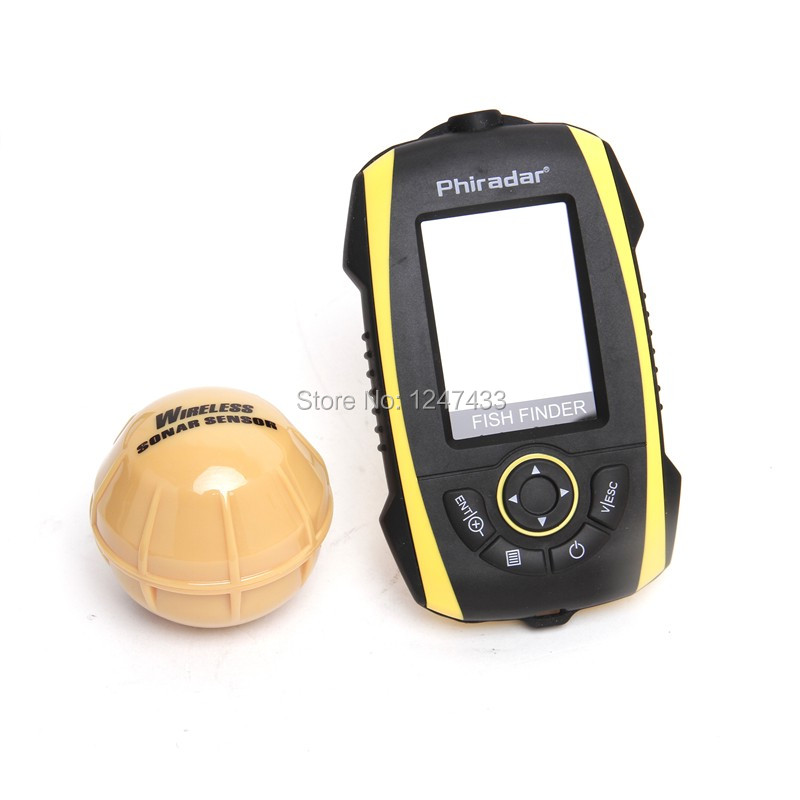 SFF268W Wireless fish finder (4)