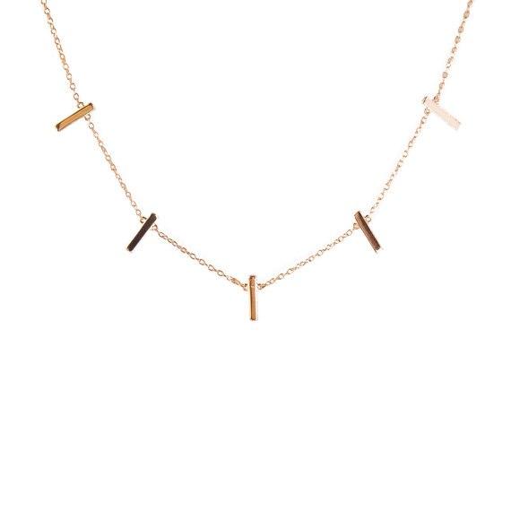 Hanging Bat Charm Pendant Necklace-925 Sterling Silver-C93