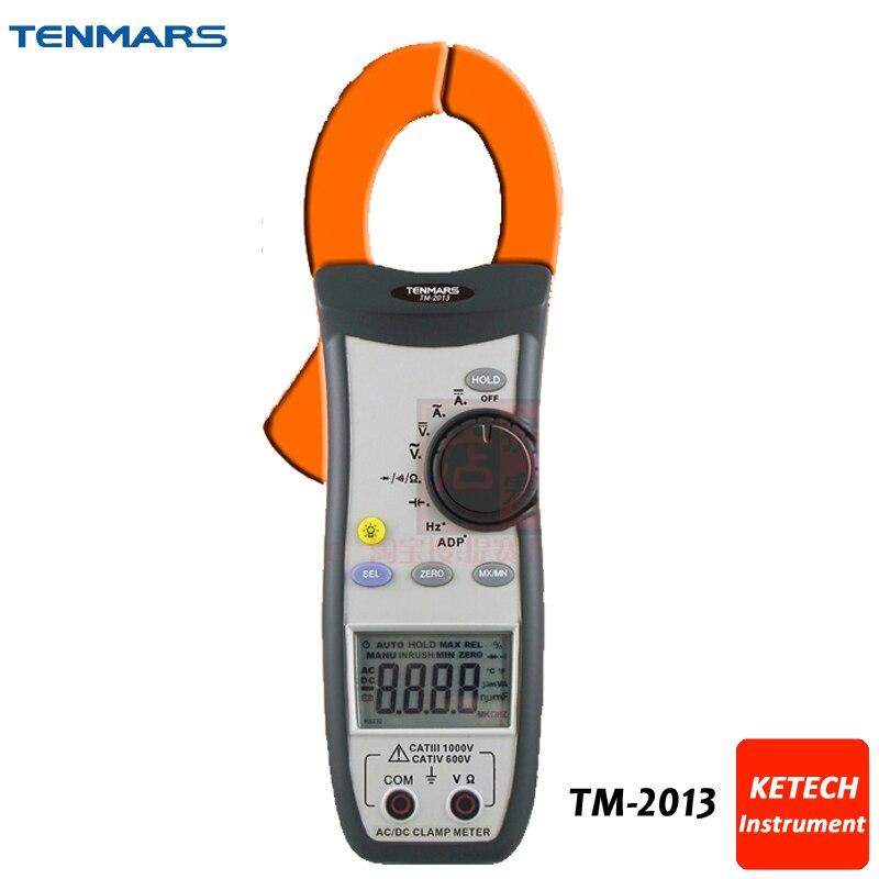 Spegnimento automatico TRMS AC/DC Pinza per la Misura TM2013
