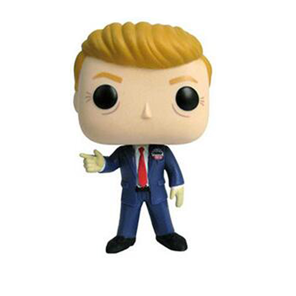 DONALD TRUMP the America President Collection Figure Toys without Retail Box