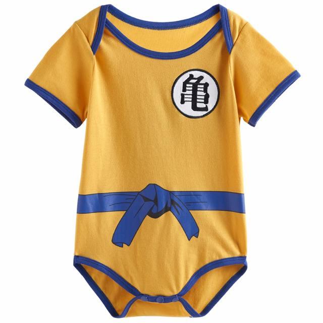 Baby Boys Romper Dragon Ball Z