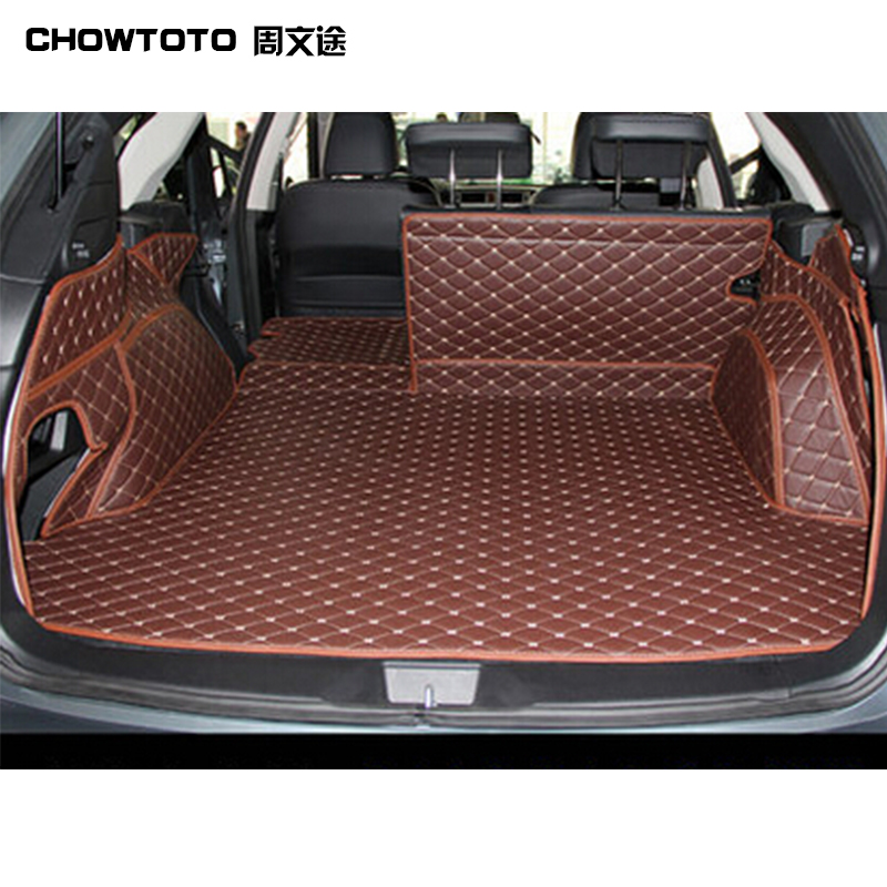 Custom Subaru Outback >> Us 118 25 45 Off Chowtoto Aa Custom Special Car Trunk Mats For Subaru Outback Easy To Clean Waterproof Boot Carpets For Outback Lagguge Pad In Floor