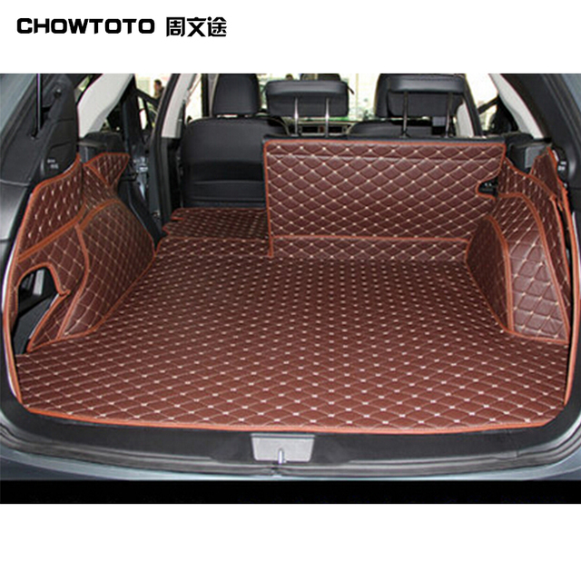 Custom Subaru Outback >> Aliexpress Com Buy Chowtoto Aa Custom Special Car Trunk Mats For Subaru Outback Easy To Clean Waterproof Boot Carpets For Outback Lagguge Pad From