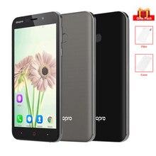 "Original Doopro P2 Pro 5,5 ""HD 4G Android Handy Qualcomm MSM8909 Quad Core 2 GB RAM 16 GB ROM Smartphone OTA GPS 5200 mAh"