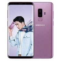 Samsung Galaxy S9 Plus S9+ G965U Original Unlocked LTE Cell Phone Octa Core 6.2 Dual 12MP 6GB RAM 64GB ROM NFC Snapdragon 845