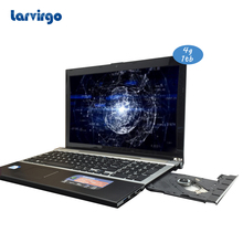 Expandable hard drive 15.6 inch laptop Intel Celeron J1900 2.0GHz 4G ram 1TB HDD in camera with DVD-RW